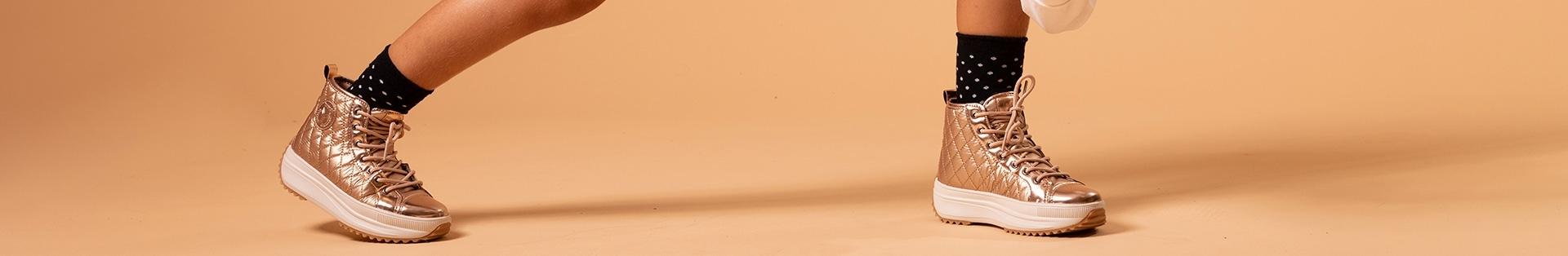 Sneakers para niñas